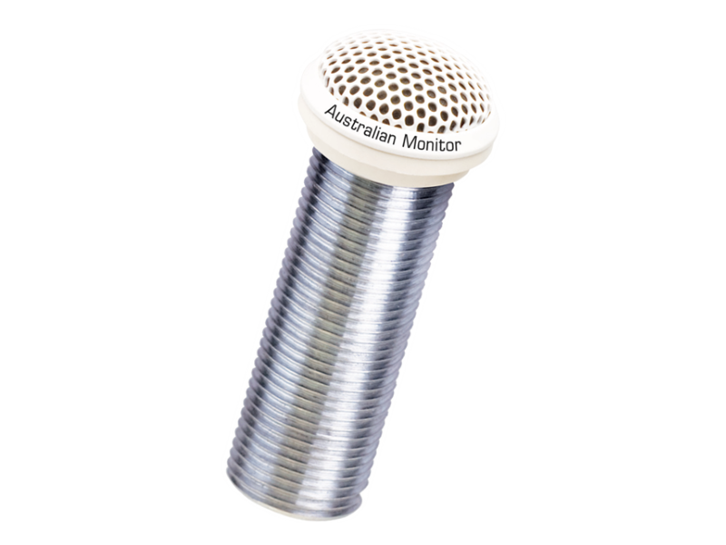 Australian, Monitor, Omni, pattern, button, boundary, condenser, microphone, -, white,