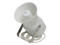 Australian, Monitor, Horn., 30W, with, 100V, Taps, at, 30, 15, &, 7.5W., IP66, rated,