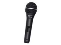 Australian, Monitor, Handheld, supercardioid, condenser, microphone, with, switch,