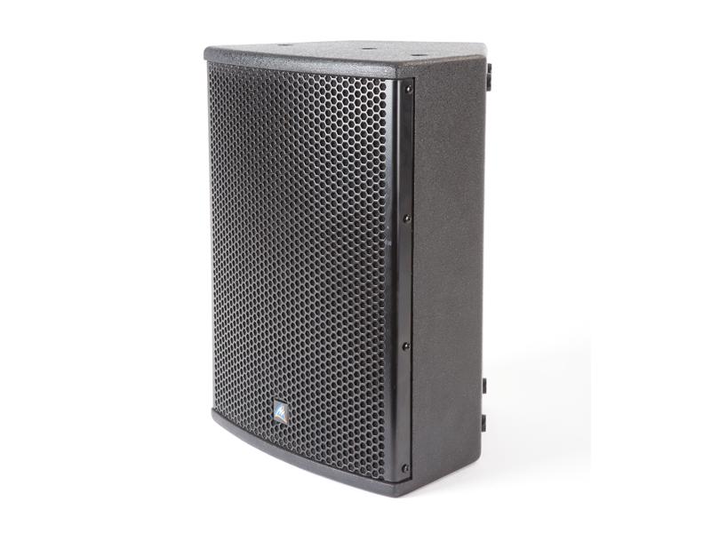 Australian, Monitor, XDS8, Speakers, Two, way, 8, woofer, &, 1.5, horn., C/w, pole, mount, &, eye, bolt, i,