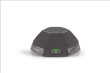 Biamp, Devio, Conferencing, hub, and, microphone;, includes, Devio, SCR-20, hub, and, o,