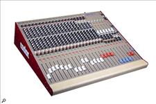 CADAC, LIVE1, is, Cadac, s, compact, analogue, console, featuring, its, highly, acclaim,