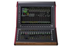 CADAC, CDC, Five, console, features, a, 23.5, touch, screen, 48, input, channels, and,