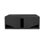 Community, DUAL, 8-INCH, SUBWOOFER, (BLACK),