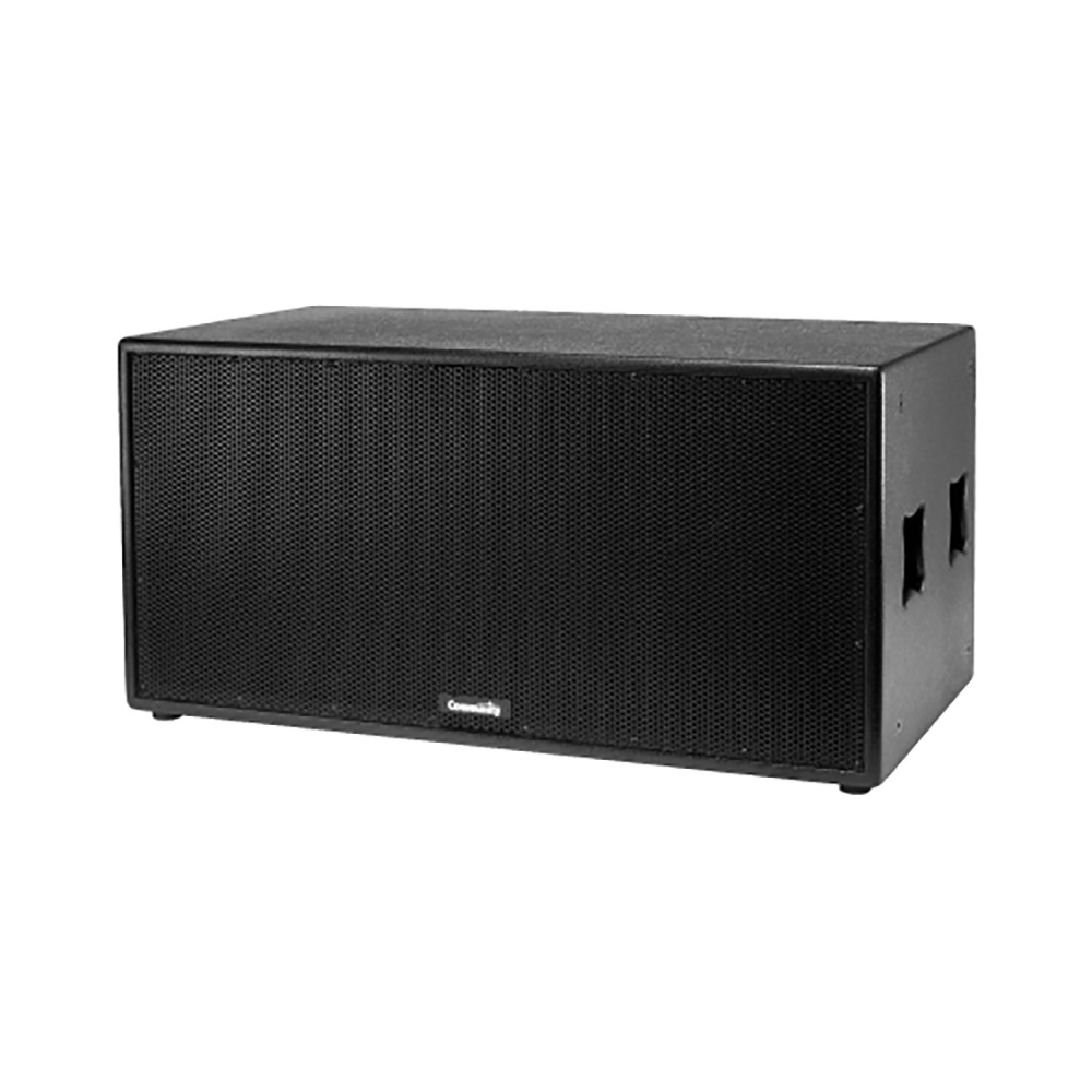Community, SUBWOOFER, 2, X, 15, BLACK,