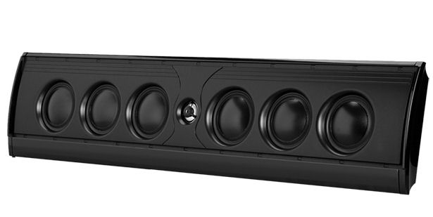 Definitive, Technology, XTR-50, 3.5, On-wall, Speaker,