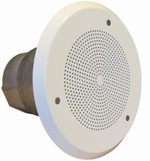DNH, 2, x, 3, W, ATEX, Zone, 1, Ceiling, Speaker, Low, Impedance, with, 2, drivers, &, 2,