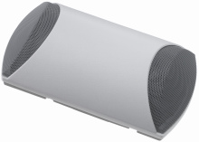 DNH, Plastic, Bi-Directional, Cabinet, Loudspeaker, 6, watt, 100, volt, -, Qty., Disc,