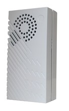 DNH, 15, Watt, Low, Impedance, Horn, in, a, Vandal, Resistant, Cabinet, Aluminium, All,
