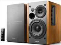 Edifier, R1280DB, -, 2.0, Lifestyle, Bookshelf, Bluetooth, Studio, Speakers, Brown,