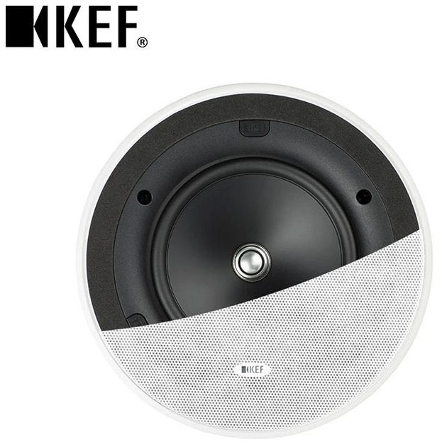 KEF, Ci160ER, 6.5, In-ceiling, Speaker, (Supplied, as, Single),