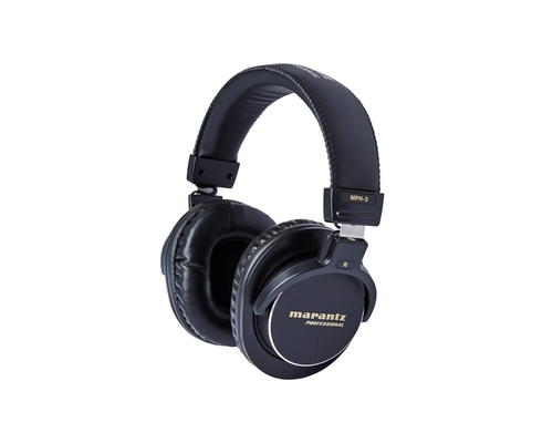 Marantz, Pro, Professional, monitoring, closed, back, headphones, lightweight, comfortab,