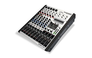 Marantz, Pro, 8-channel/2-bus, tabletop, mixer, with, 5, XLR, mic, inputs, compression, (cha,