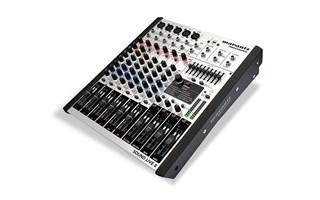 Marantz, Pro, 8-channel/2-bus, tabletop, mixer, with, 5, XLR, mic, inputs, compression, (cha,