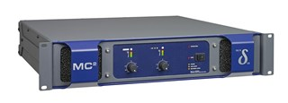 MC2, Delta, 120, NONDSP, Slave, Amplifier, -, 2400W, @, 8ohms, 4600W, @, 4ohms, 6800W,