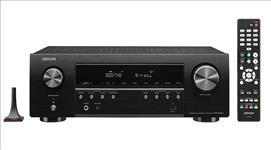 Denon, AVR-S650H, 5.2ch, Home, Theatre, AV, Receiver,