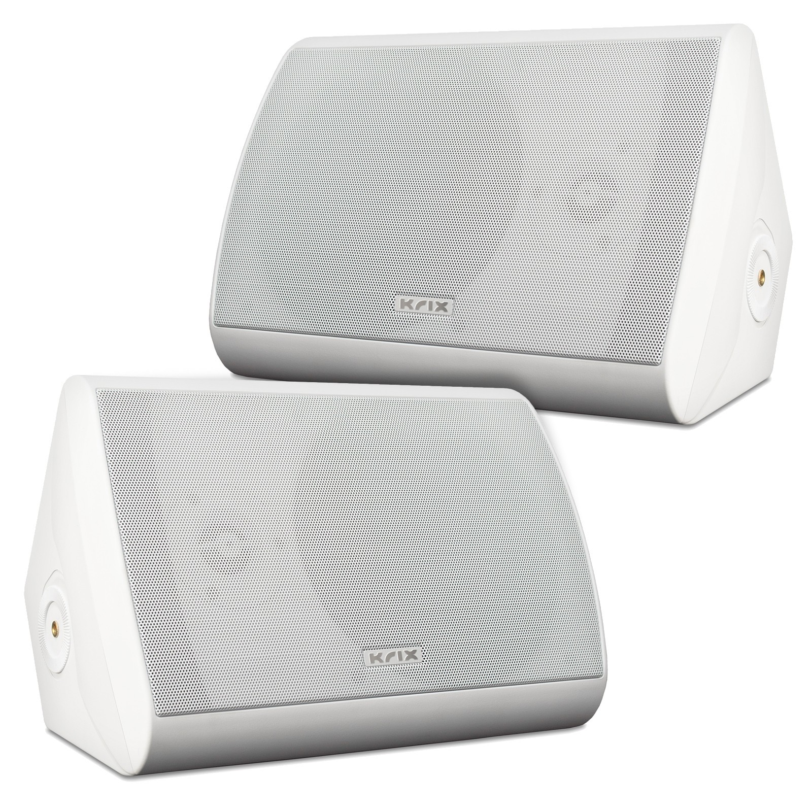 "Krix, Tropix, 6.5"", 110W, Outdoor, Speakers, -, White, Pair,"