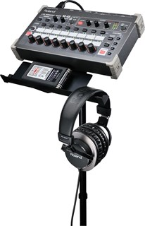 Roland, Personal, Mixing, and, Monitoring, System., Each, musician, can, control, their,
