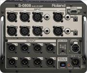 Roland, 8, in, 8, out, Digital, Snake, I/O, unit, with, built-in, DI., Use, two, units, for,
