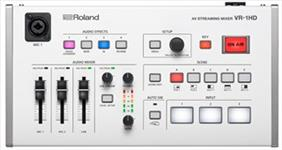 Roland, NEW, -, AV, Streaming, Mixer, with, 3x, HDMI, and, 3x, Audio, (Inc., Mic, inputs),