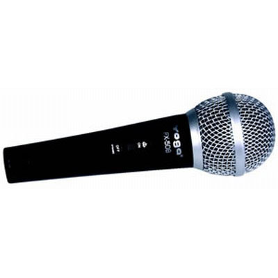 Dynamic, Unidirectional, Professional, Microphone,