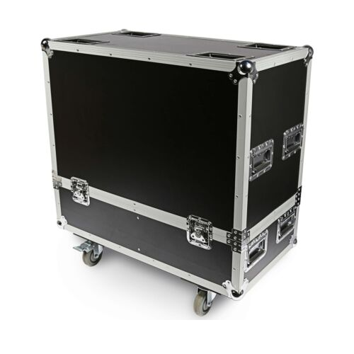 Road, Case, for, 2, *, 12, Speakers,