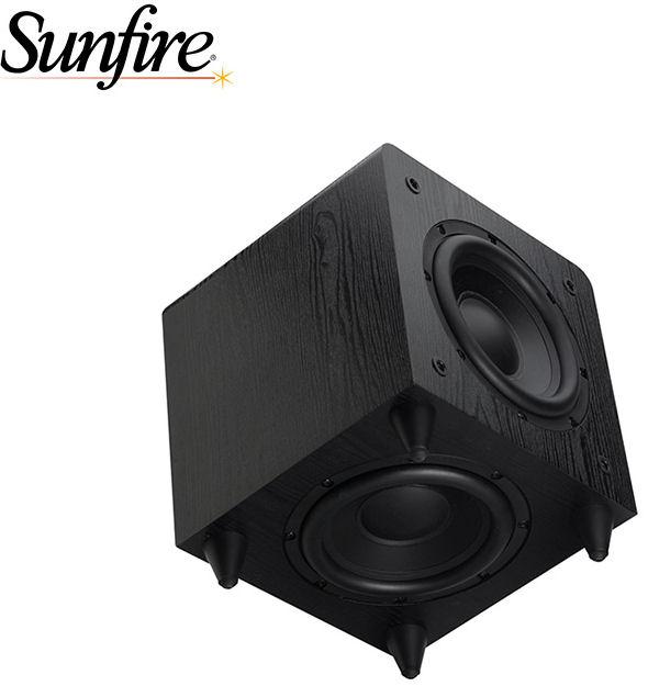 Sunfire, SDS8, 8, Dual, Driver, 400W, Subwoofer,