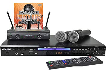 VOCAL-STAR, VS-800, CDG, DVD, HDMI, KARAOKE, MACHINE, PLAYER,