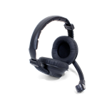 Williams, Sound, Heavy-duty, dual-muff, headset, microphone, with, dual, 3.5, mini, plug, -20d,