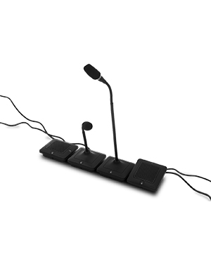 Yamaha, Elite, Wired, Microphone, –, 5, Wire, –, 12, inch, Gooseneck, Microphone, -, Black,