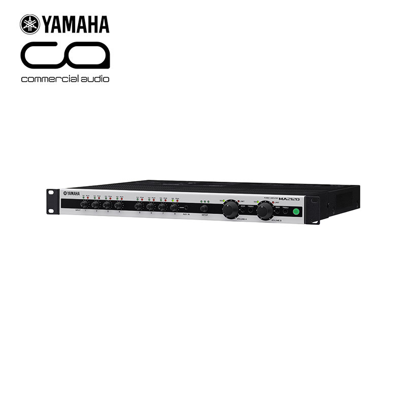 Yamaha, MA2120, 2x120W, Amplifier,