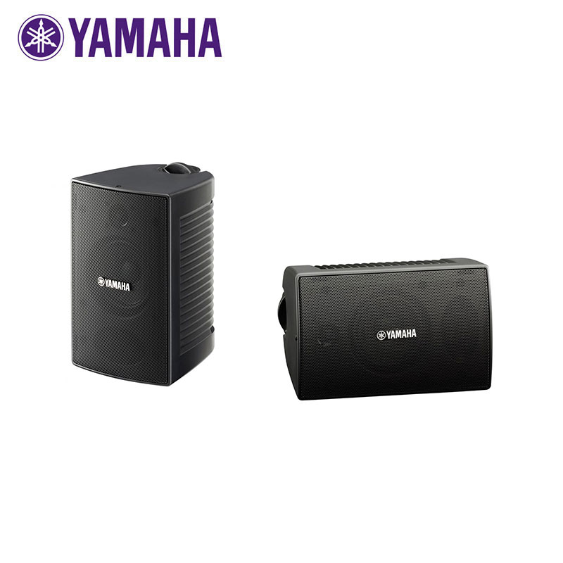 Yamaha, NS-AW194B, 4, Speakers, -, Black, (Supplied, as, Pairs),