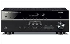 Yamaha, RX-V385B, 5.1ch, Home, Theatre, AV, Receiver,