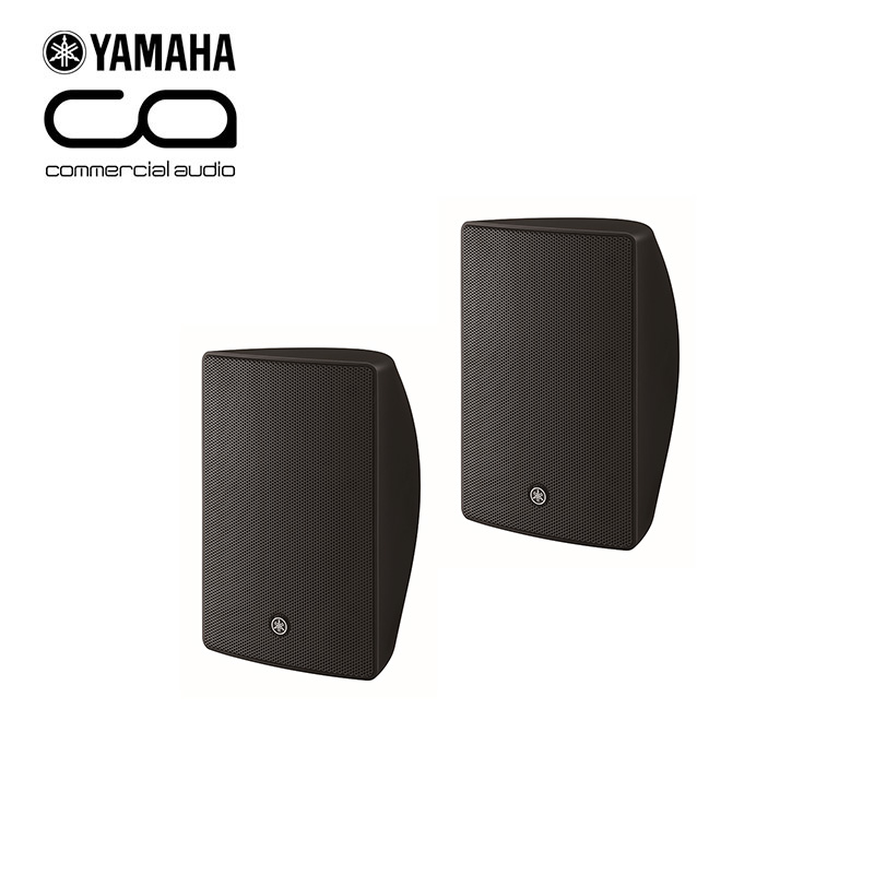 Yamaha, VXS8, 8, On, Wall, Speakers, -, Black, (Supplied, as, Pairs),
