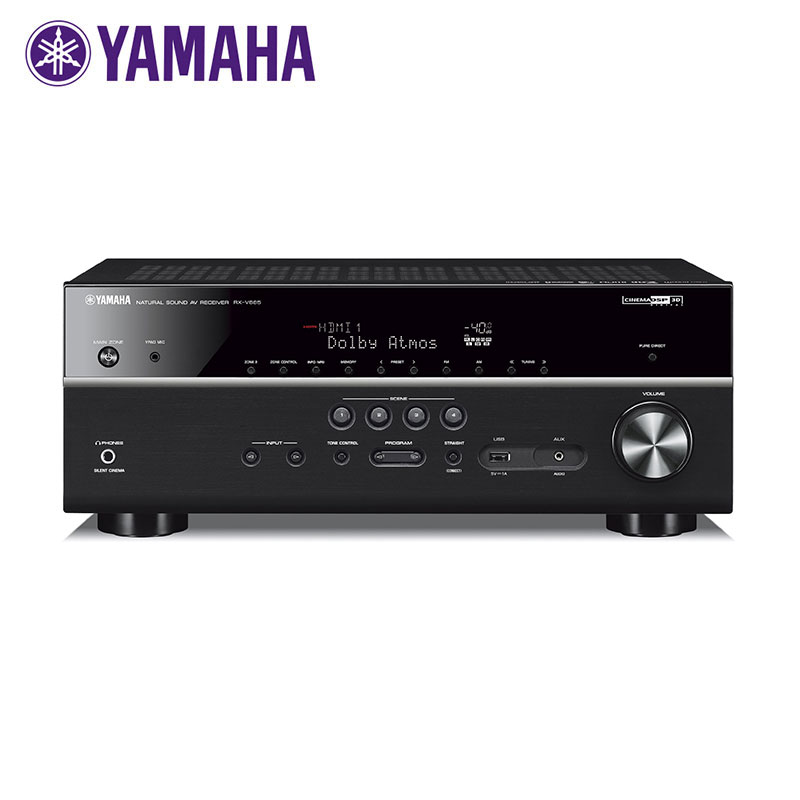 Yamaha, RX-V685B, 7.2ch, Home, Theatre, AV, Receiver,