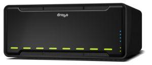 Drobo, B810i, 8-bay, SAN, storage, array, for, business, iSCSI,