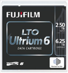 FUJIFILM, LTO6, -, 2.5/6.25TB, DATA, CARTRIDGE,