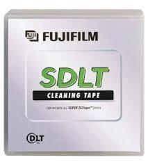 Fujifilm, Super, DLT, Cleaning, Tape, Cartridge, for, All, SDLT, Drives,