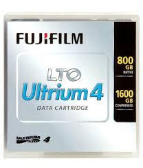 Fujifilm, Ultrium, 4, 800GB/1.6tb,