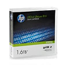 Hewlett-packard, LTO4, ULTRIUM, 1.6TB, DATA, TAPE,