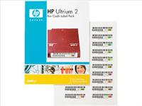 LABELS, ONLY, -, HP, Q2002A, LTO2, Ultrium, Barcode, Label, Pack,
