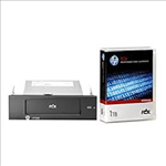 HP, Enterprise, RDX, USB3.0, Internal, Disk, Backup, System, with, 1TB, cartridge,