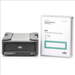 HP, Enterprise, RDX, External, Drive, with, 1TB, cartridge,