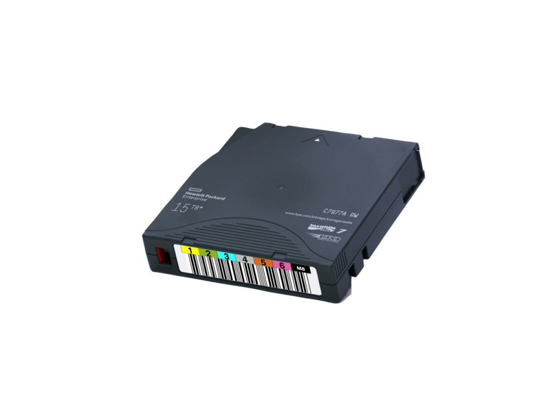 HP, Enterprise, E, LTO-7, Ultrium, M, 22.5TB, RW20,