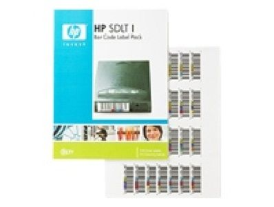 HP, SDLT1-, BAR, CODE, LABEL, PACK(QTY:100, 10, CLEAN), UNIQUELY, SEQUENCED, *WHILE, STOCKS, LAST,