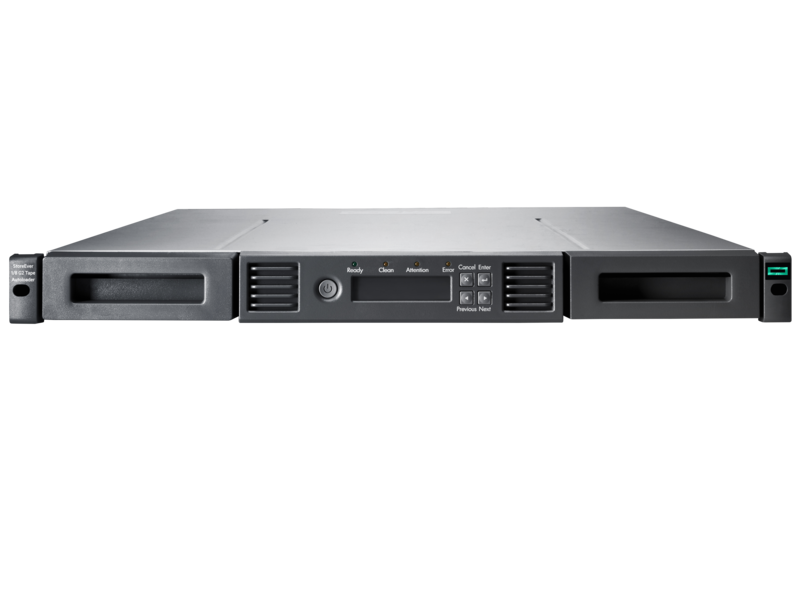 HP, Enterprise, E, MSL, 1/8, G2, 0-drive, Tape, Autoloader,