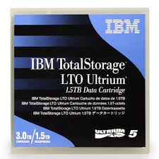 IBM, LTO5, TAPE, 1.6TB/3.2TB,