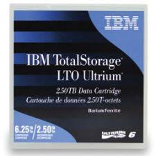IBM, LTO, 6, Ultrium6, Data, Cartridge,