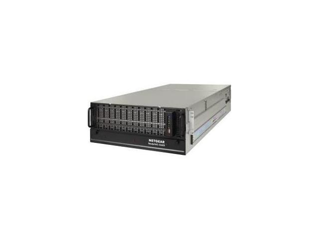 Netgear, ReadyNAS, 4U, 60-bays, Rack, Mounted, Storage(diskless),