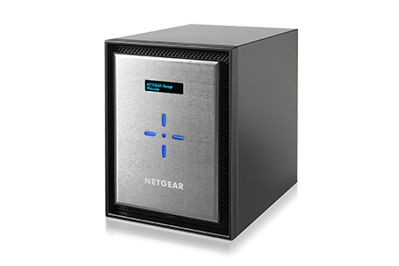 Netgear, ReadyNAS, 526XE4, Desktop, Network, Storage, 10GBase-T, 6x4TB, Enterprise,